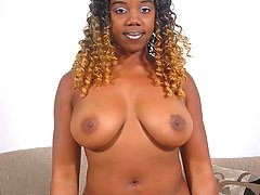 Only best ebony babe